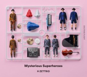 "Mysterious Superheroes""EXCITING FLIGHT"""