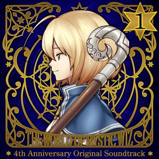 魔法使いと黒猫のウィズ 4th Anniversary Original Soundtrack Vol.1