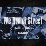 We run di street (feat. BAD JUSTICE)