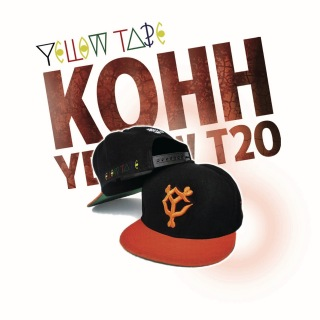 KOHH Complete Collection 1 (「YELLOW T△PE 1」より)