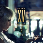 FINAL FANTASY XV Original Soundtrack Volume 2【2/2】