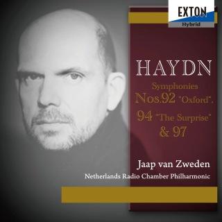 ハイドン交響曲集1:交響曲 第 92番 「オックスフォード」、第 94番 「驚愕」&第 97番