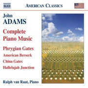 ジョン・アダムズ: ピアノ曲全集