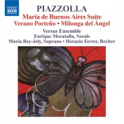 ピアソラ: 組曲「ブエノスアイレスのマリア」/ブエノスアイレスの夏/天使のミロンガ