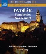 ドヴォルザーク: 交響曲第6番/第9番「新世界より」