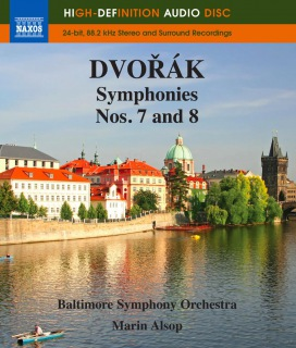 ドヴォルザーク: 交響曲第7番/第8番