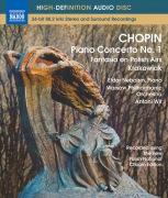 ショパン:  ピアノ協奏曲第1番/ポーランド民謡による幻想曲/演奏会用ロンド「クラコヴィアク」