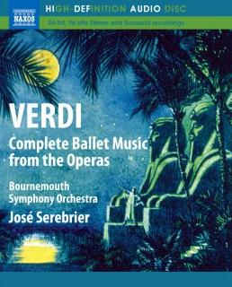 ヴェルディ: オペラの中のバレエ音楽全集