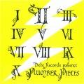 DELIC RECORDS presents NUMBER PIECES 2
