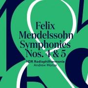 メンデルスゾーン 交響曲第4番「イタリア」 交響曲第5番「宗教改革」(24bit/48kHz)