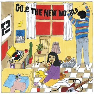 GO 2 THE NEW WORLD