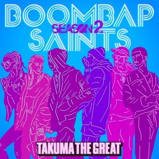 BOOMBAP SAINTS season2
