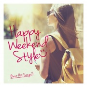 Happy Weekend Style -Best Hit Songs- (週末に聴きたい、多幸感溢れるアコースティックカヴァー集)