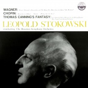 Wagner: Magic Fire Music & Wotan's Farewell - Chopin: Mazurkas, Op.  17, 28 & 64 - Canning: Fantasy On A Hymn Tune by Justin Morgan