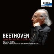 ベートーヴェン:交響曲 第 5番「運命」 & 第 7番
