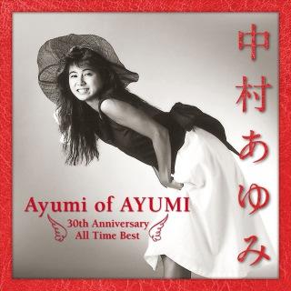 Ayumi of AYUMI〜30th Anniversary All Time Best