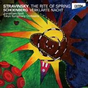 ストラヴィンスキー:バレエ音楽「春の祭典」&シェーンベルク:浄められた夜