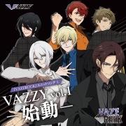 「VAZZROCK」ユニットソング㈰「VAZZY vol.1 -始動-」
