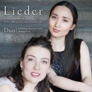 Lieder Franz Schubert & Felix Mendelssohn Bartholdy (PCM 96kHz/24bit)