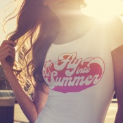 Fly into the Summer