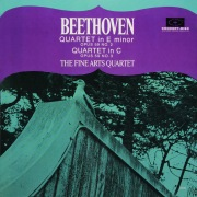 Beethoven: String Quartets, Op. 59, Nos. 2 & 3 (Digitally Remastered from the Original Concert-Disc Master Tapes)