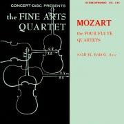 Mozart: The Four Flute Quartets (Remastered from the Original Concert-Disc Master Tapes)