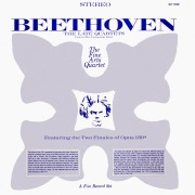 Beethoven: The Late Quartets (Remastered from the Original Concert-Disc Master Tapes)