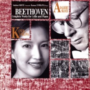 BEETHOVEN Complete Works for Cello and Piano