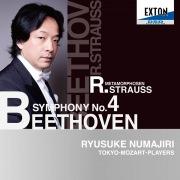 ベートーヴェン:交響曲 第 4番、R.シュトラウス:メタモルフォーゼン