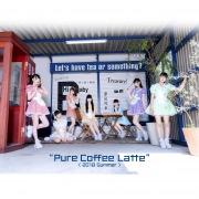 Pure Coffee Latte 2018 Summer