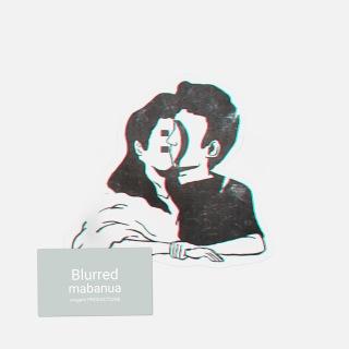Blurred (PCM 48kHz/24bit)