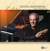 Daniel Barenboim - The Pianist [65th Birthday Box] - Best Of