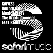 Music Makes The World Connect [feat.Robin S]
