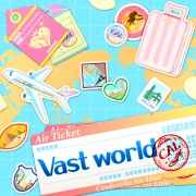 Vast world (M@STER VERSION)