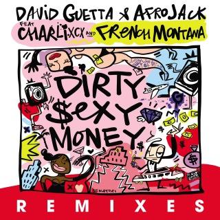 Dirty Sexy Money (feat. Charli XCX & French Montana) [Remixes]