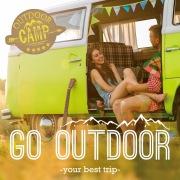 GO OUTDOOR -your best trip- キャンプ、アウトドア、ドライブに