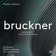 ブルックナー:交響曲第1番 ハ短調 WAB.101(DSD 2.8MHz/1bit)