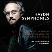 ハイドン:交響曲第53番 ニ長調 「帝国」 Hob.I:53(DSD 2.8MHz/1bit)