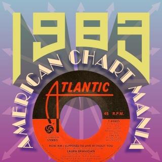 American Chart MANIA1983