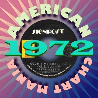 American Chart MANIA1972