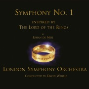 "De Meij: Symphony No. 1, ""The Lord of the Rings"" / Dukas: The Sorcerer's Apprentice"