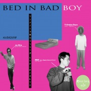 BED IN BAD BOY
