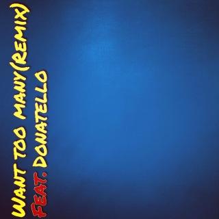 Want Too Many (Remix) [feat. Donatello]