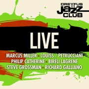 Dreyfus Jazz Club: Live