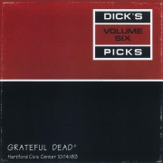 Dick's Picks Vol. 6: Hartford Civic Center, Hartford, CT 10/14/83 (Live)