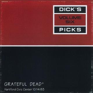 Dick's Picks Vol. 6: 10/14/83 (Hartford Civic Center, Hartford, CT)