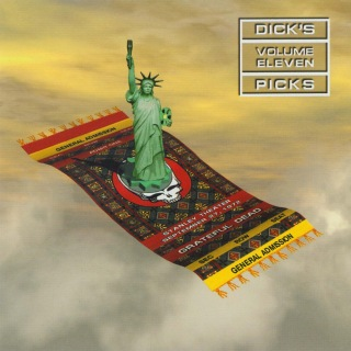 Dick's Picks Vol. 11: 9/27/72 (Stanley Theater, Jersey City, NJ)