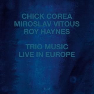 Trio Music, Live In Europe
