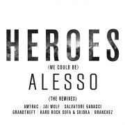 Heroes (we could be) (The Remixes) feat. Tove Lo