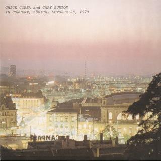 In Concert, Zürich, October 28, 1979